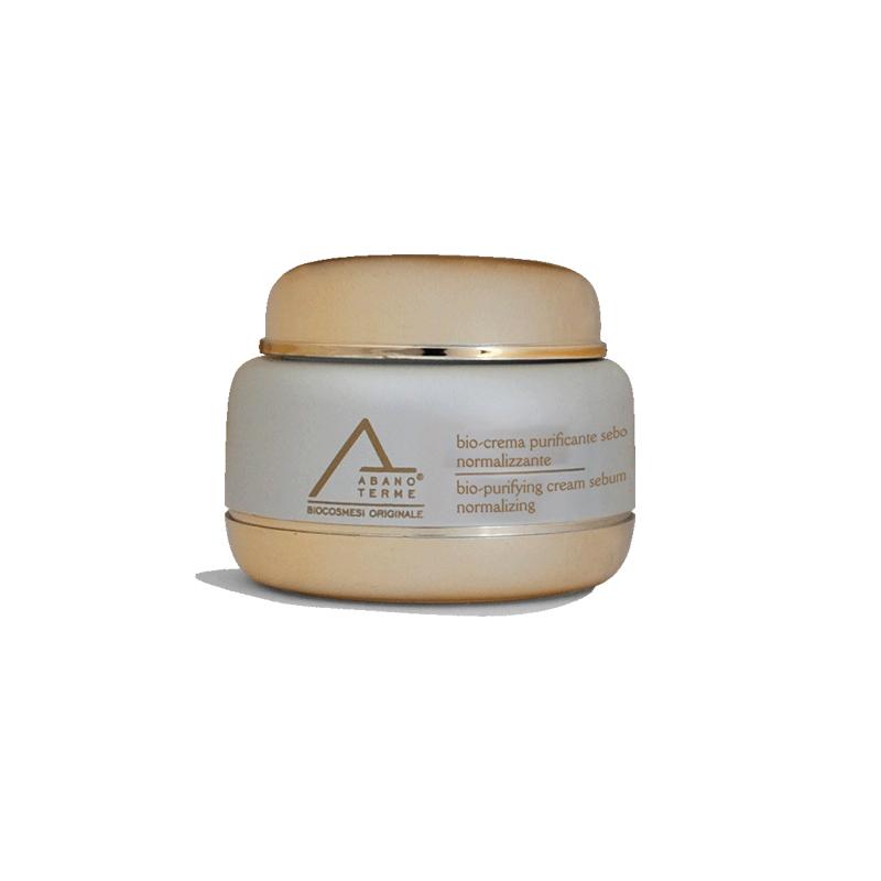 Bio-crema purificante sebonormalizzante